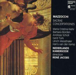 No 2 Misereris omnium domine  - Pour soprano haute contre ensemble instrumentale - MARIA CRISTINA KIEHR