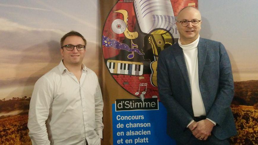 Jonathan Wahl & Félicien Muffler