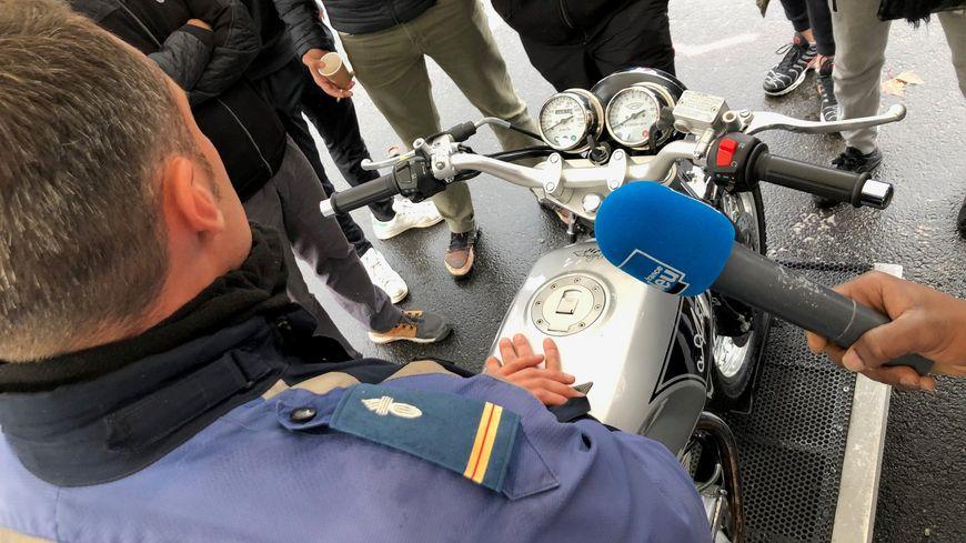 Initiation à la moto