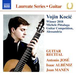 Sonate pour guitare acoustique : 2. Minuetto - VOJIN KOCIC