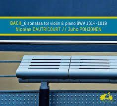 Sonate pour violon et piano n°6 en Sol Maj BWV 1019 : 5. Allegro - NICOLAS DAUTRICOURT