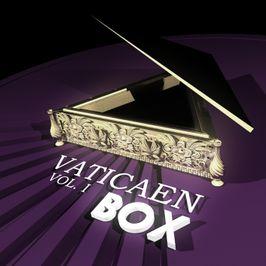 """Pochette de l'album """"Vaticaen Box / Vol 1"""" par Mayd Hubb"""