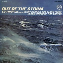 Out of the storm - ED THIGPEN