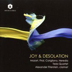 5 Bagatelles op 23 : 5. Fughetta - arrangement pour clarinette et quatuor à cordes - ALEXANDER FITERSTEIN