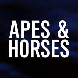 "Pochette de l'album ""Apes & Horses"" par Apes & Horses"