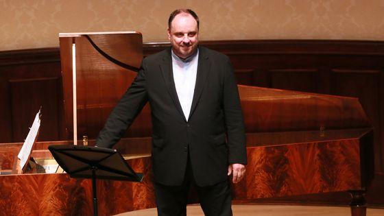 Matthias Goerne, artiste en résidence à Radio France