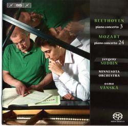 Concerto n°24 pour piano en ut min K 491 : Allegretto - YEVGENY SUDBIN