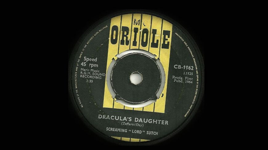 Screamin Lord Such - Dracula's daughter
