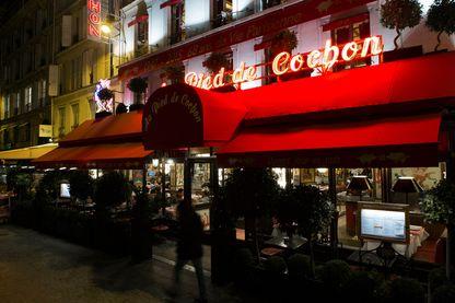 Le restaurant le pied de cochon à Paris