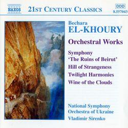Symphonie op 37 (les ruines de Beyrouth) : Drammatico