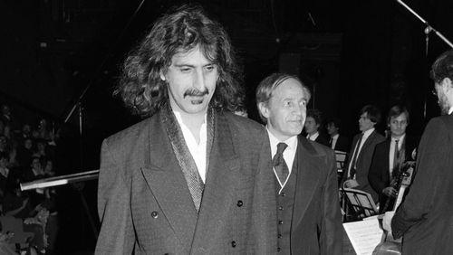 """La Nuit rêvée de Jean-Claude Gallotta (4/11) : Frank Zappa : """"J'ai commencé à écrire de la musique de chambre à quatorze ans, je n'ai pas écrit de musique rock avant mes vingt ans"""""""