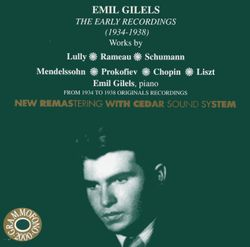 Gigue - EMIL GILELS