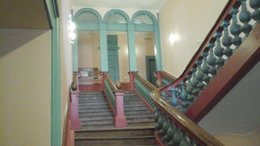 ses escaliers classés