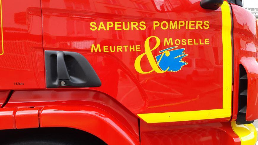 Camion de pompiers de Meurthe-et-Moselle (illustration)