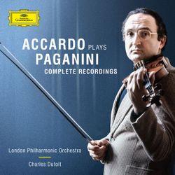 Concerto pour violon et orchestre n°2 en si min op 7 MS 48 La campanella : 3. Rondo - SALVATORE ACCARDO