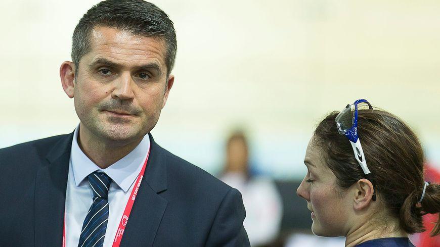 Vincent Jacquet, ici en 2015, alors DTN de la FFC vient d'être nommé directeur du Centre mondial du cyclisme (CMC) ( photo archives)
