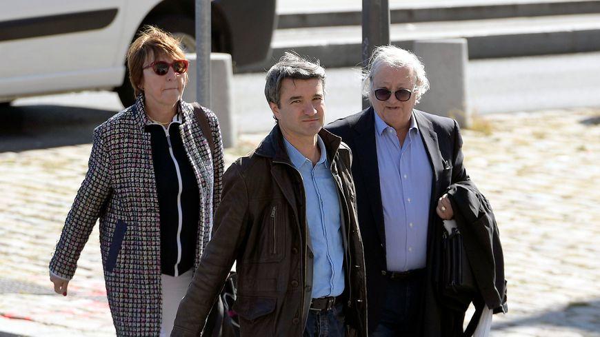 Marc Petit, lors de son procès en appel à Lyon le 11 octobre dernier