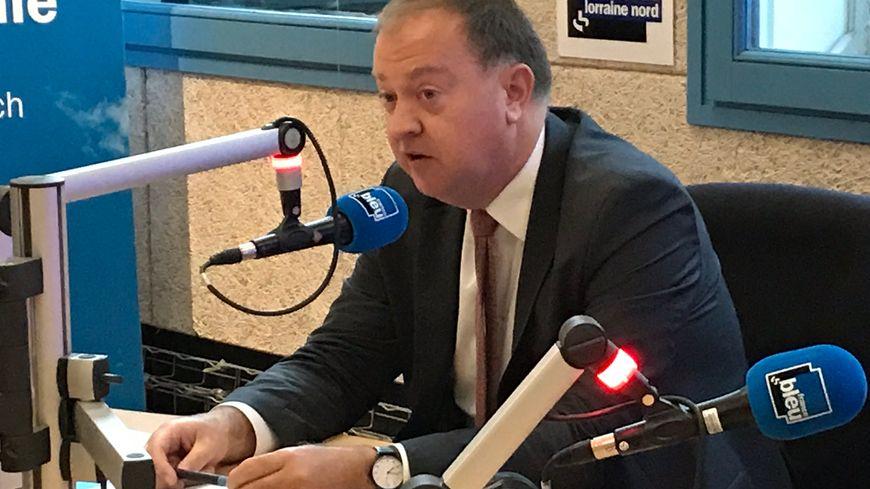 Didier Martin, préfet de la Moselle, a détaillé le dispositif de sécurité prévu pour cette période de marchés de Noël