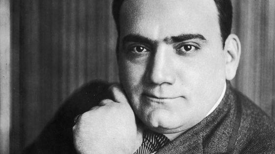 Enrico Caruso, la « voix du siècle »