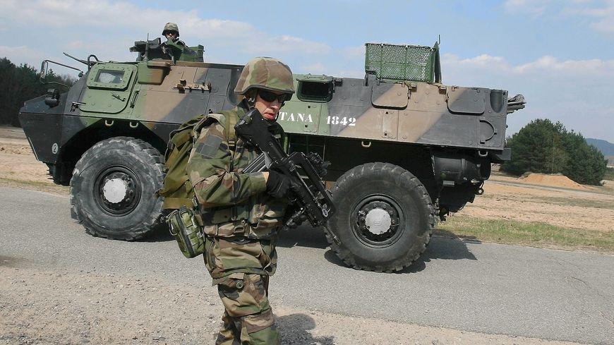 400 militaires du 16ème bataillon de chasseurs à pied de Bitche sont au Mali