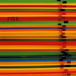 "Pochette de l'album ""Rhythmic altered state"" par Ras"