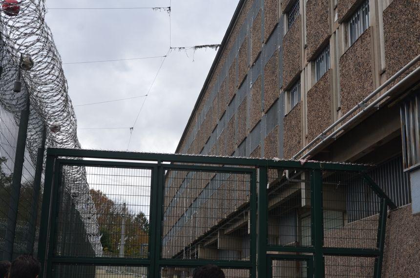 les bâtiments de détention seront rénovés en priorité