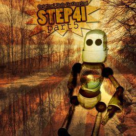 """Pochette de l'album """"Step4i (part 5)"""" par King Looping"""
