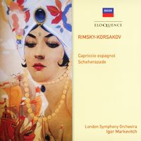 Shéhérazade, de Rimsky-Korsakov sous la direction d'Igor Markevitch