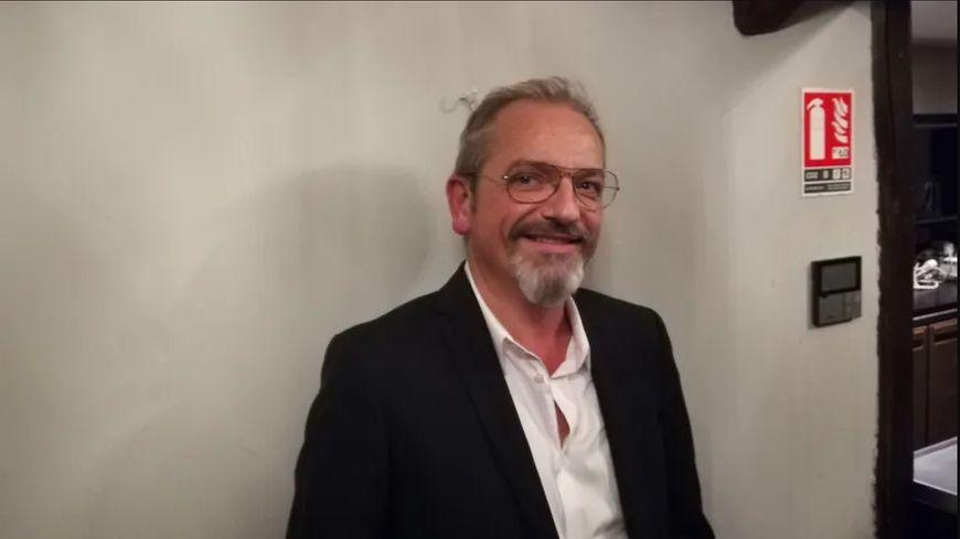 Gilles Guerchet, 58 ans, est le candidat officiel de La République En Marche pour les élections municipales de mars 2020 au Mans