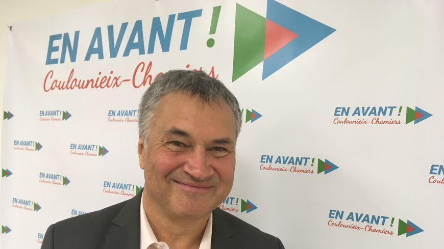 """Thierry Cipierre et sa liste """"En Avant"""""""