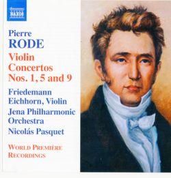 Concerto n°5 en Ré Maj op 7 : Rondo à la russe - EICHHORN FRIEDEMANN