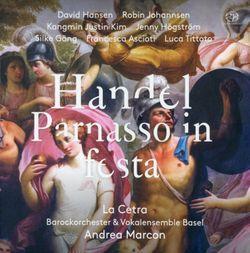 Parnasso in festa : Oh quanto bella gloria (2ème partie) Choeur - Carlos Federico Sepulveda