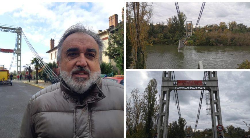 Au lendemain de l'effondrement du pont de Mirepoix-sur-Tarn, France Bleu Occitanie consacre sa matinale à l'événement.