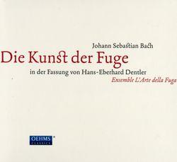 L'art de la fugue BWV 1080 : 10. Contrapuntus n°10 - arrangement pour ensemble instrumental - Carlo Parazzoli