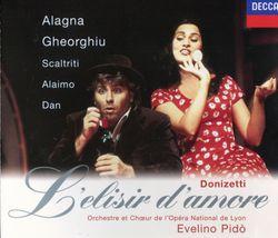 L'élixir d'amour : Saria possibile (Acte II Sc 2) Giannetta choeur - ELENA DAN