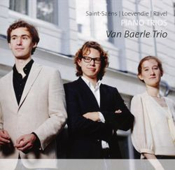 Trio n°1 en Fa Maj op 18 : Scherzo - TRIO VAN BAERLE