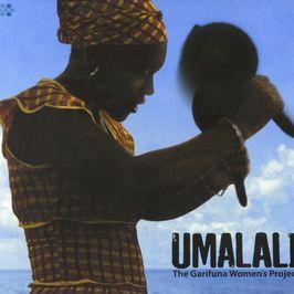 "Pochette de l'album ""Garifuna women's project"" par Umalali"