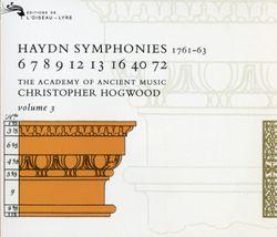 Symphonie en Ré Maj HOB I : 6 : Le matin : Adagio - Allegro