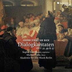 Cantate BWV 57 Selig ist der Mann : 5. Ja ja ich kann die Feinde schlagen (Air de basse) - MICHAEL VOLLE