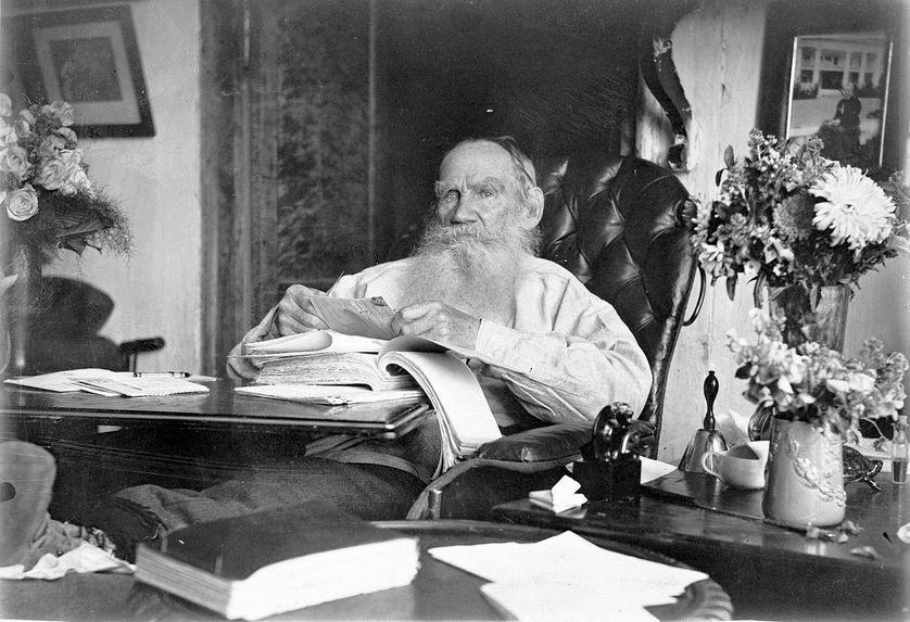 Tolstoï, le philosophe