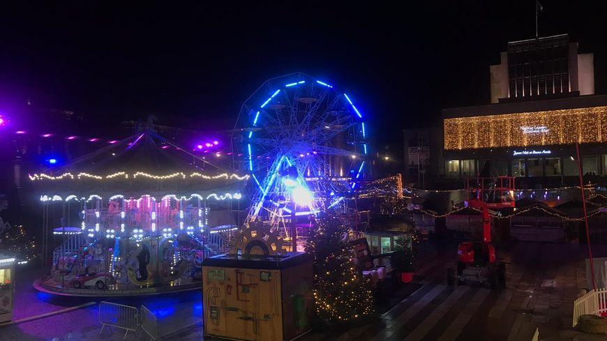 Le marché de Noël de Brest ouvre ses portes à 11 heures ce vendredi
