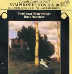 Symphonie n°8 en La Maj op 205 : Mit dem ersten Blumenstrauss - pour orchestre