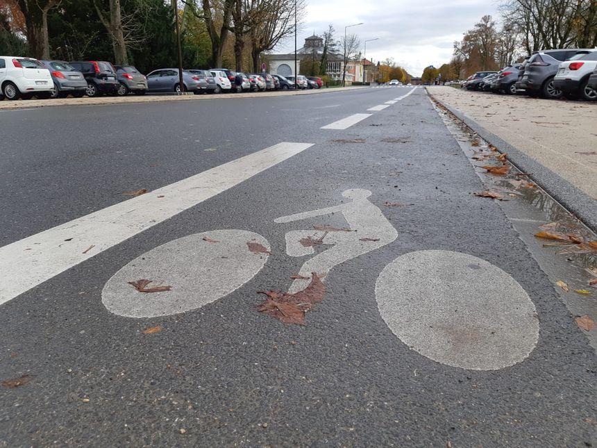 L'association Avenir 2 roues juge l'évolution des équipements cyclables globalement positive.