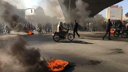 Que se passe-t-il en Iran ?