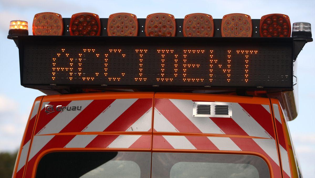 Sarthe : l'autoroute A81 coupée plusieurs heures après l'accident d'un camion de bovins