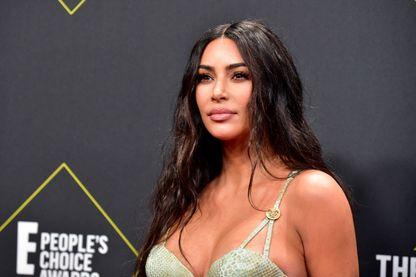 Kim Kardashian, star de télé-réalité deviendrait-elle une figure politique ?