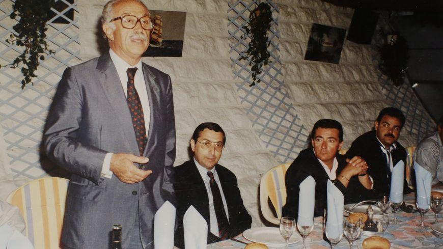 L'ancien maire de Nice décédé en 1998