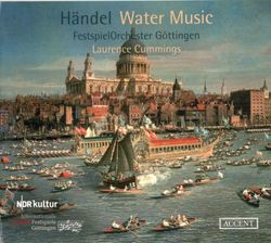Water music : Suite pour orchestre n°3 en Sol Maj HWV 350 : 7. Gigue