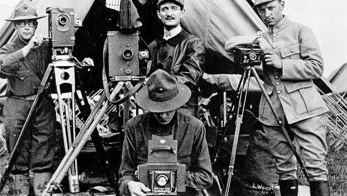Quoi de neuf sur la Première Guerre mondiale ? (1/4) : La Première Guerre mondiale, une guerre des images ?