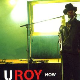 """Pochette de l'album """"Now"""" par U Roy"""